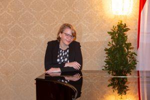 Preisträgerin Tanja Glinsner